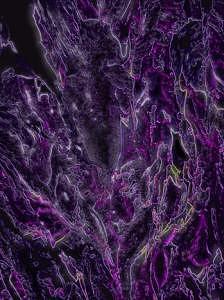 Abstract Digital Art - Untitled14 by Marcelo Fazzalari