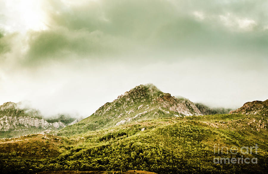 Mountain Photograph - Untouched Mountain Wilderness by Jorgo Photography - Wall Art Gallery