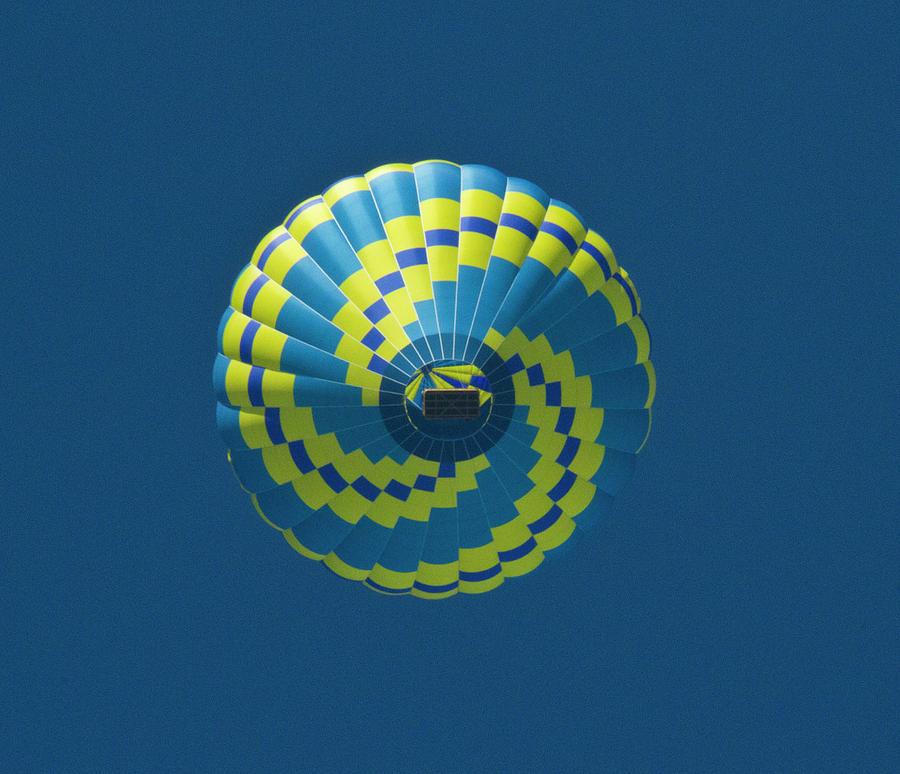 Hot Air Ballons Pastel - Up by Arthur Bohlmann