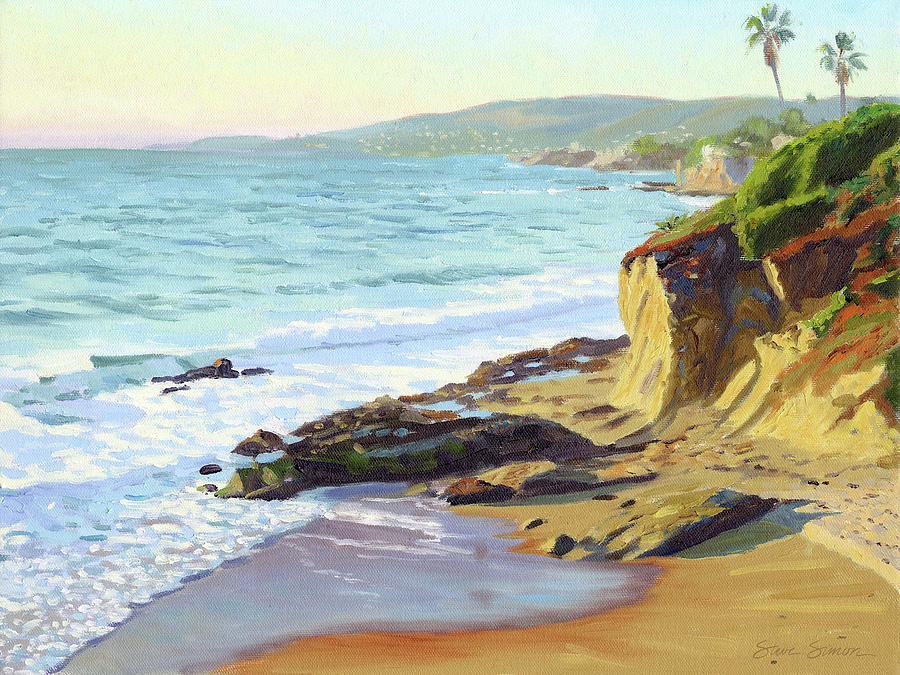 Up the Coast by Steve Simon