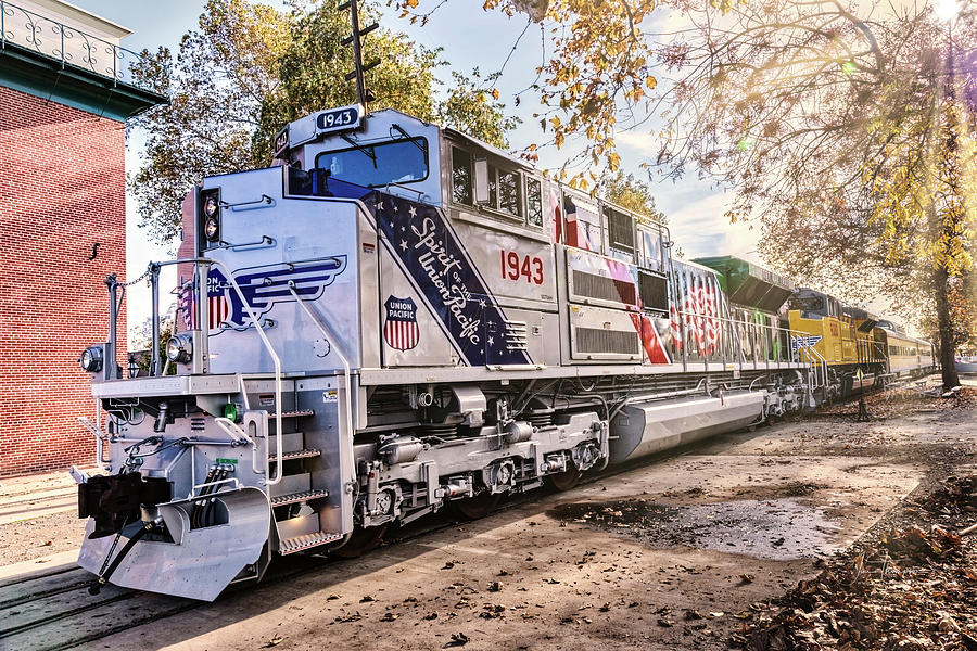 up1943 spirit of the union pacific 09 photograph by jim thompson