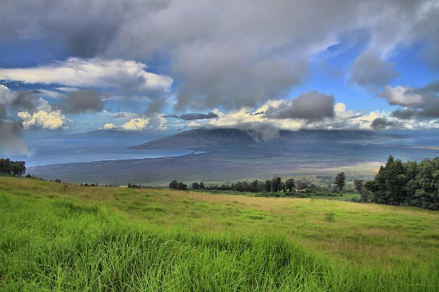 Maui Photograph - Upcountry Maui by DJ Florek