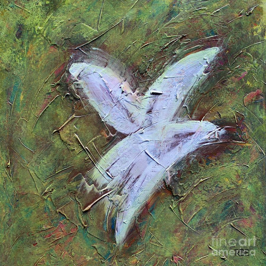 Upon Angels Wings by Rosetta Elsner ARTist