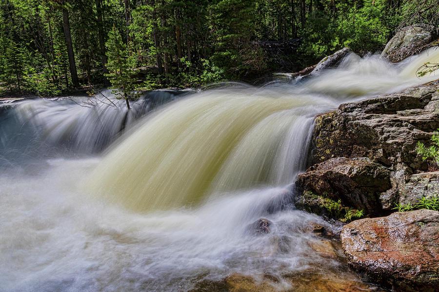 Upper Copeland Falls by James BO Insogna