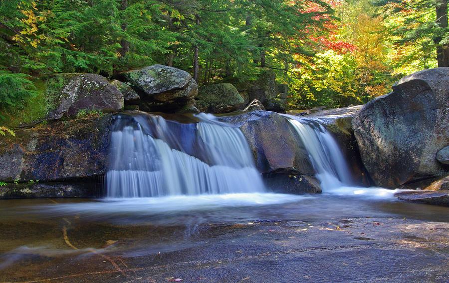 Upper Corkscrew Falls Photograph by Arthurpete Ellison
