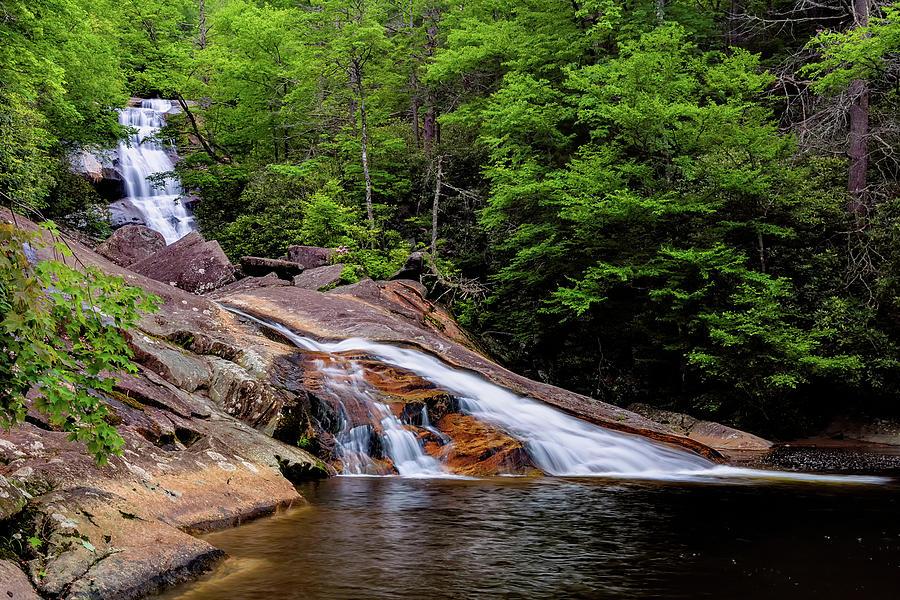 Upper Creek Falls Photograph