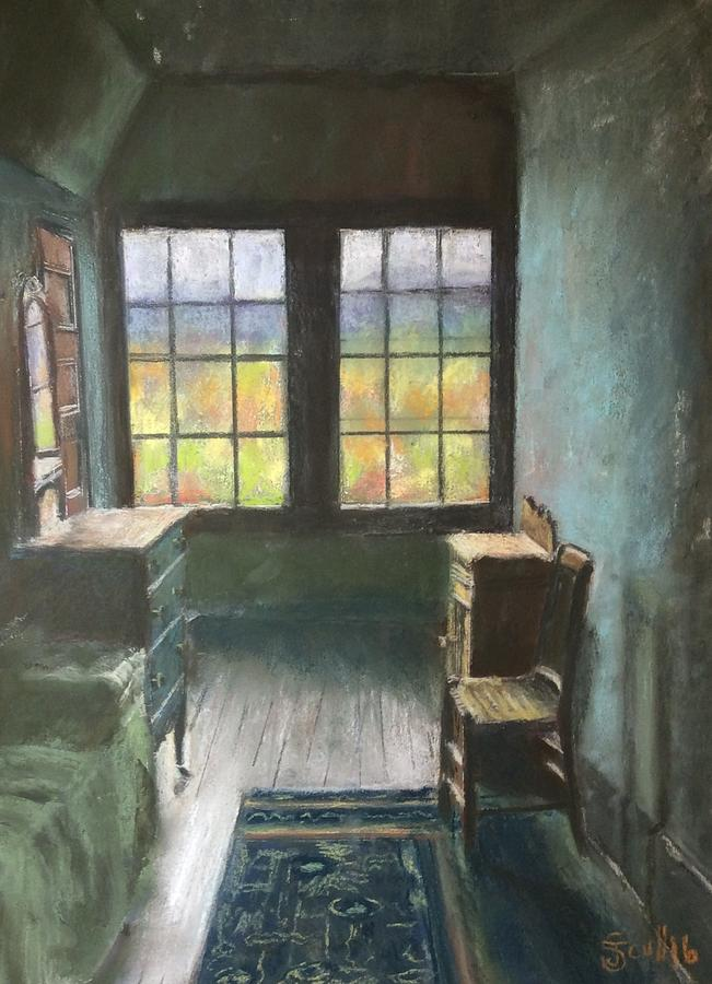 Upper Room at Naumkeag by Judith Scull