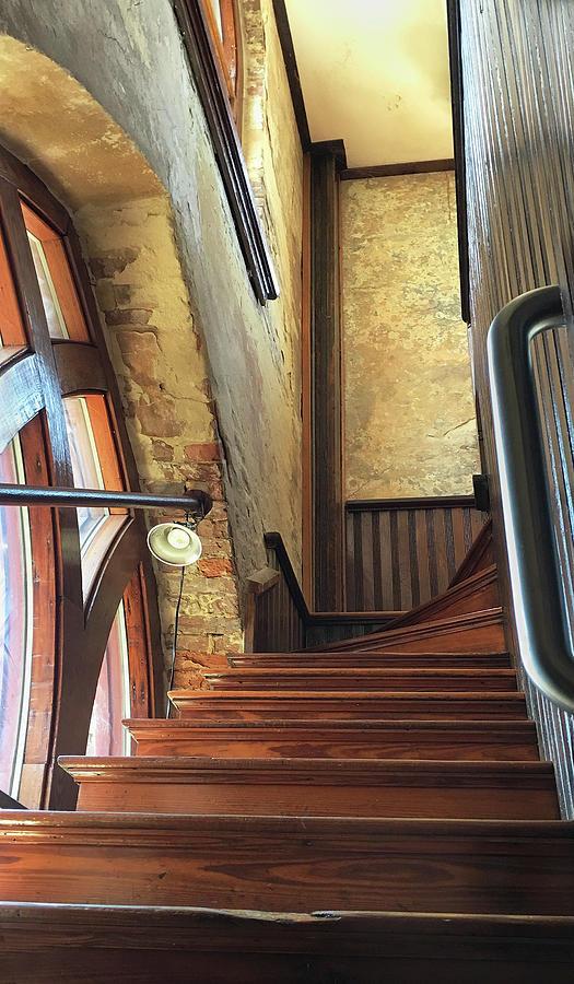 Upstairs by Paul Schreiber