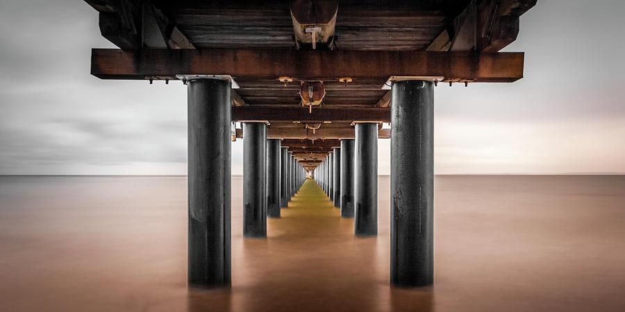 Urangan Pier - Hervey Bay by Michael Lees