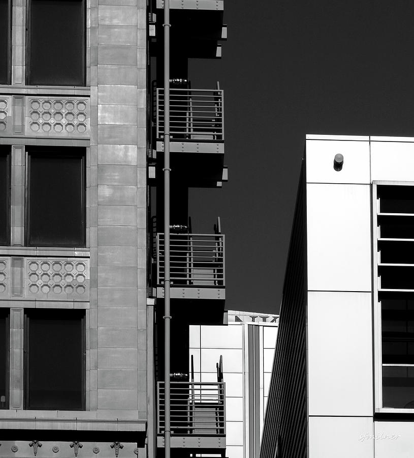 Urban Contrasts by Steven Milner