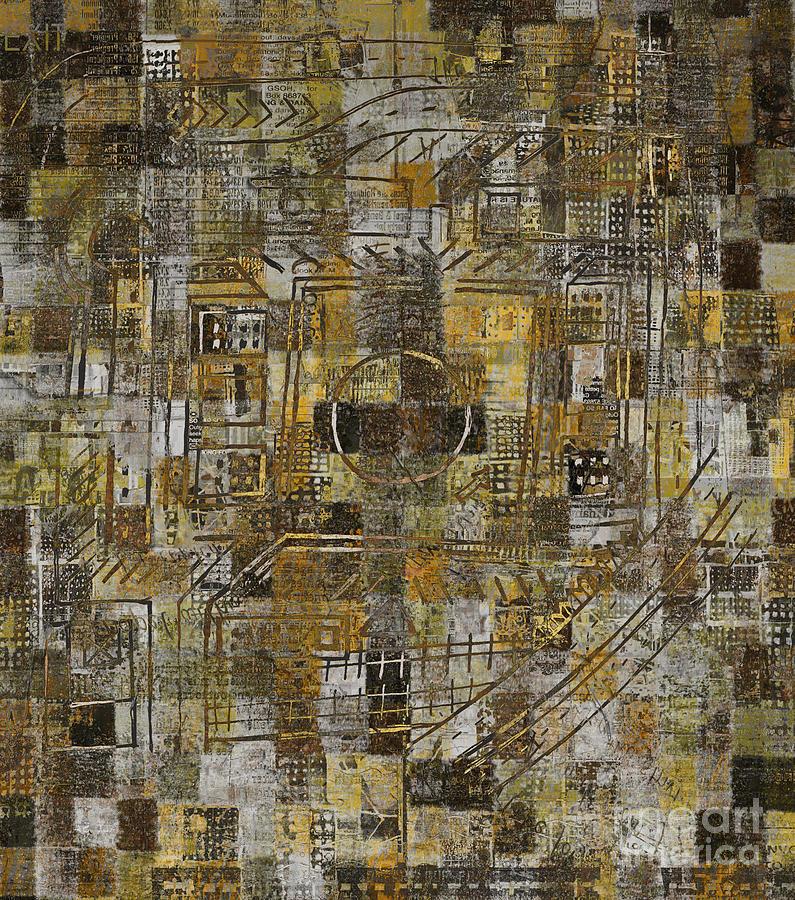 Urban Mystic Digital Art - Urban Mystic 4 by Andy  Mercer