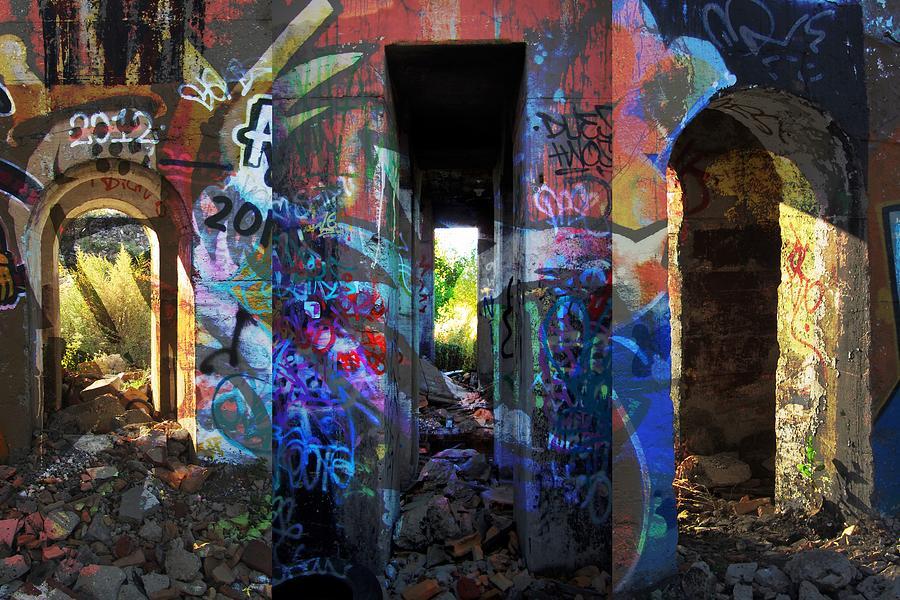 Urban Passages #1 by Anita Burgermeister