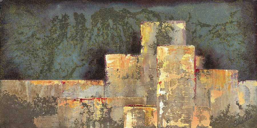 Urban Renewal II Painting