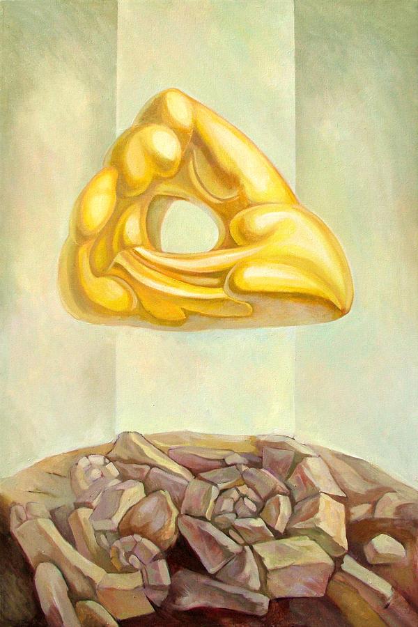 Urim Painting - Urim by Filip Mihail