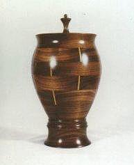 Urn Sculpture by Doyle Howitt