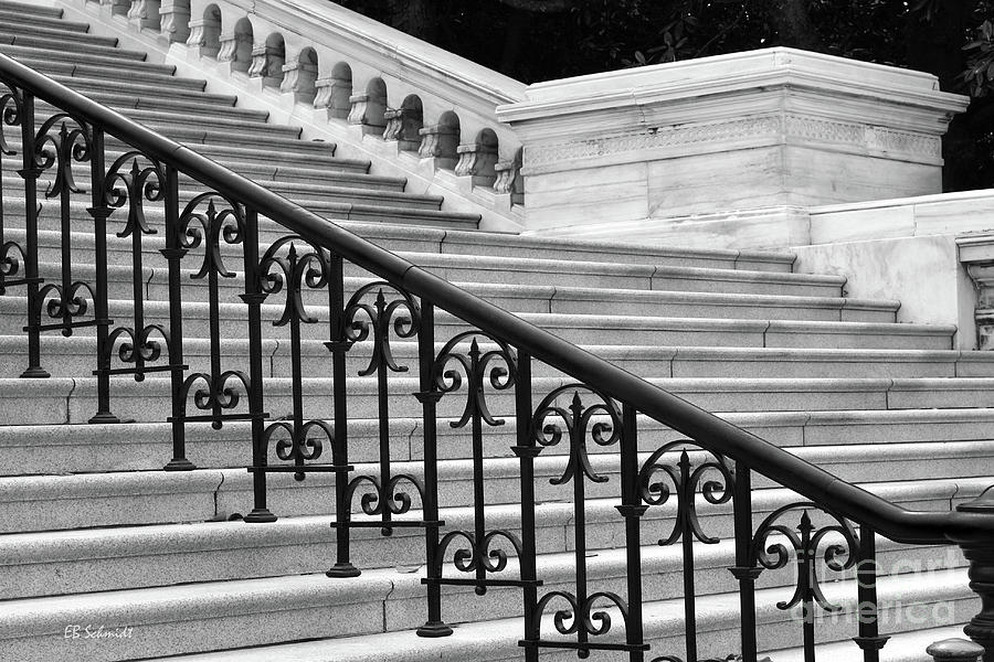 United States Capital Steps by E B Schmidt