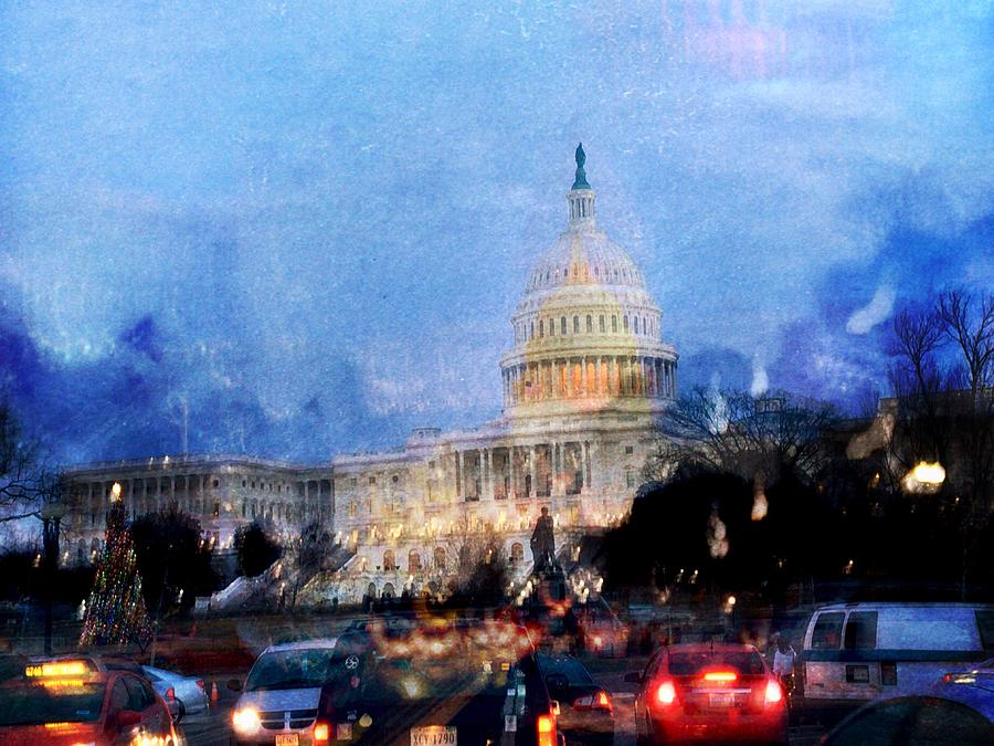 US State Capitol by Julius Reque