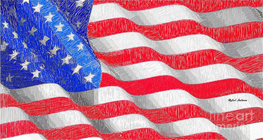 USA USA USA by Rafael Salazar