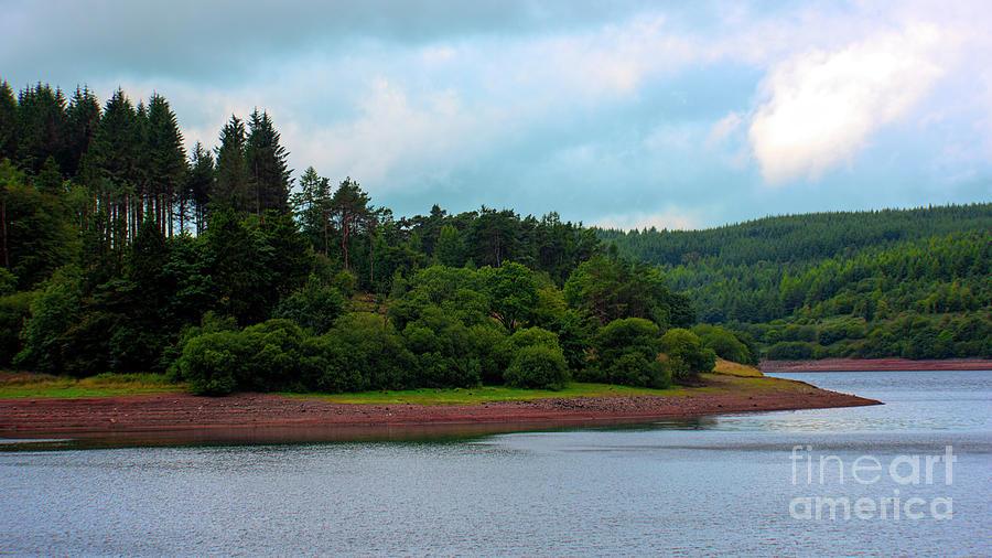 Usk Reservoir 2 Photograph