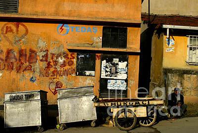 Istanbul Photograph - Uskudar Temiz by K Randall Wilcox