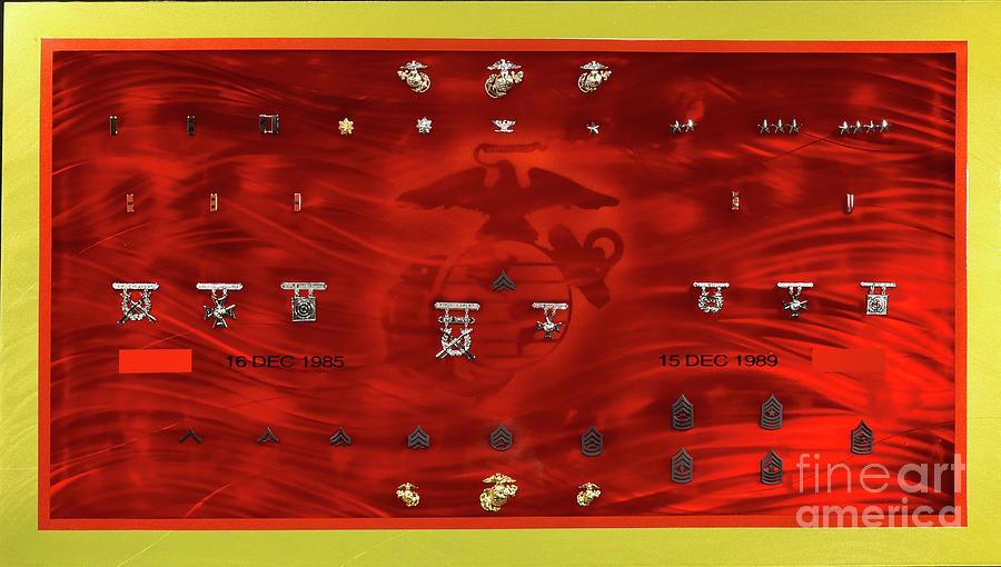 USMC 2 by Rick Roth