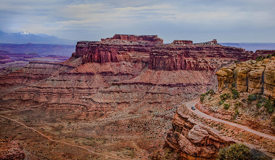 Utah Canyon Country Photograph
