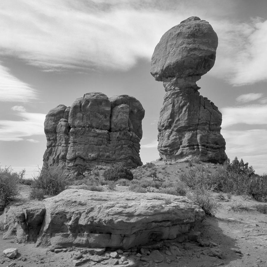 Landscape Photograph - Utah Outback 31 by Mike McGlothlen