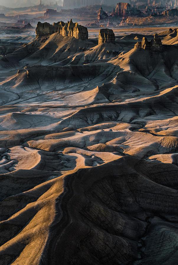 Utah Photograph - Utah Vista by Larry Marshall