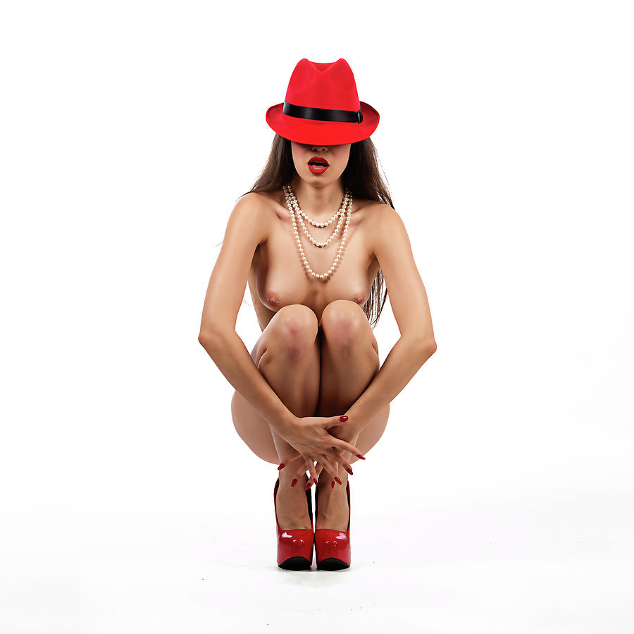 Uunder The Red Hat Series W1 by Kevin McClish
