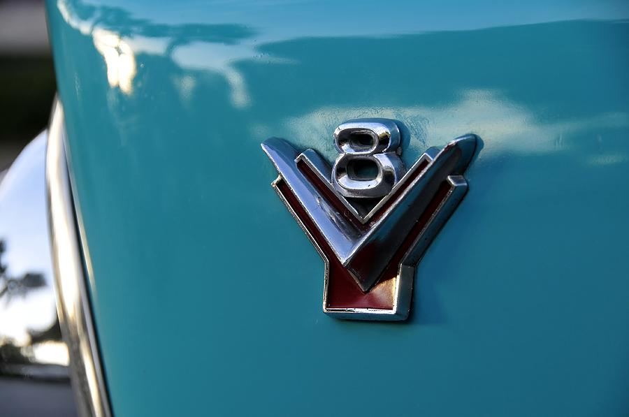 V 8 Photograph - V 8 by David Lee Thompson