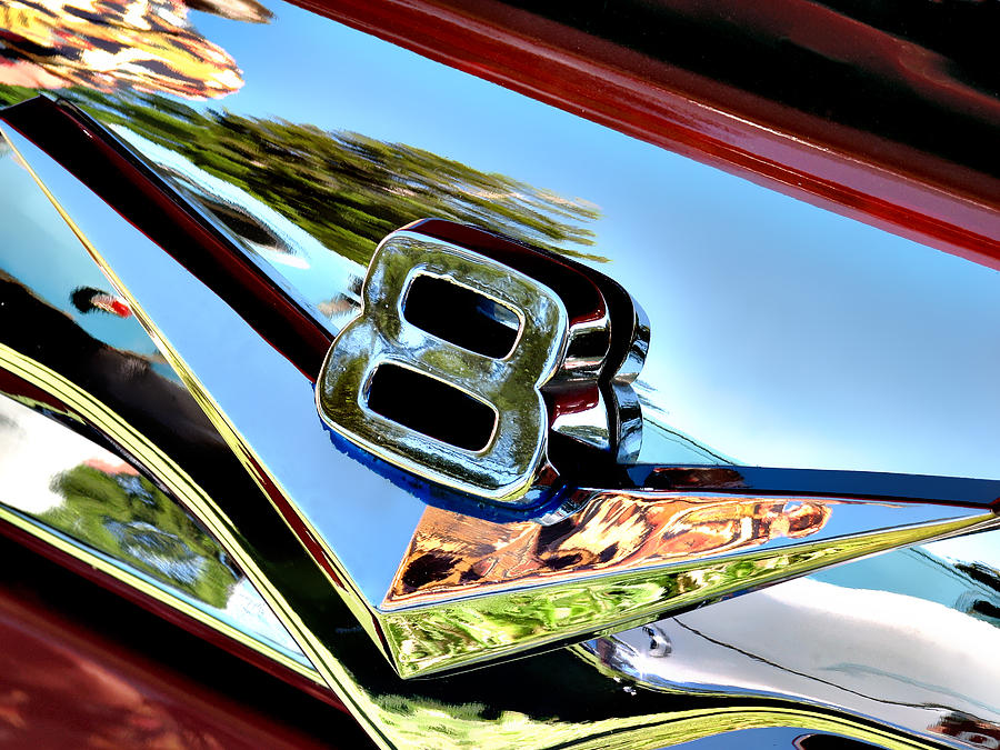 V Ford Pickup At The Paso Robles Classic Car Show - Paso robles car show