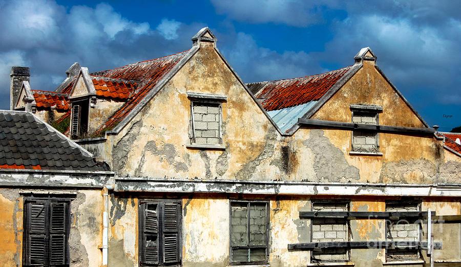 Curacao Photograph - Vacancy By Curacao  by Steven Digman