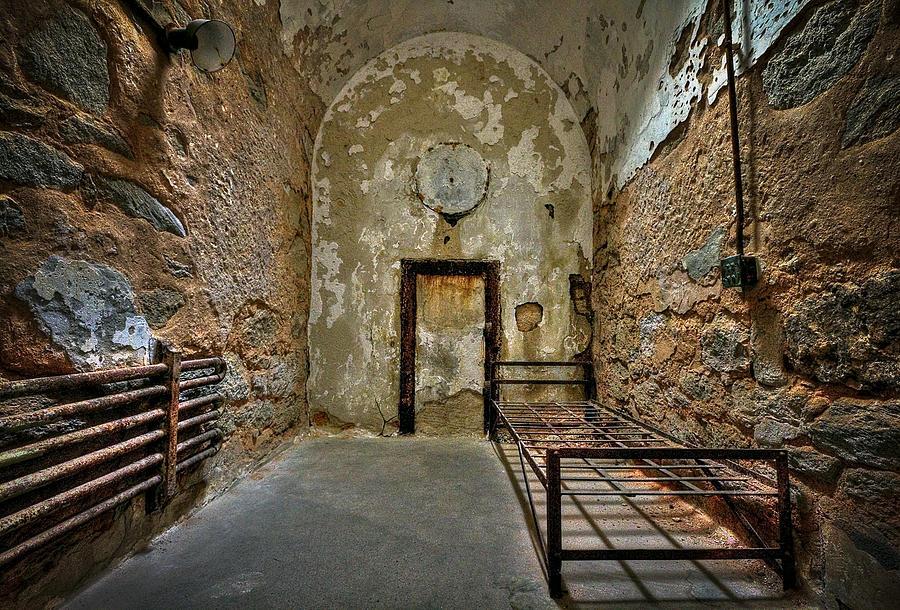 Abandoned Photograph - Vacancy by Evelina Kremsdorf