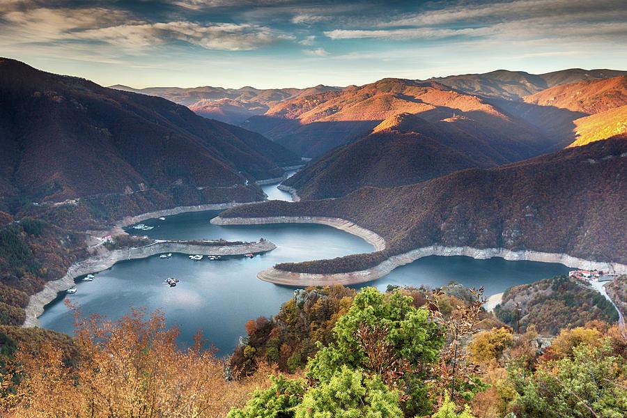 Bulgaria Photograph - Vacha Lake by Evgeni Dinev