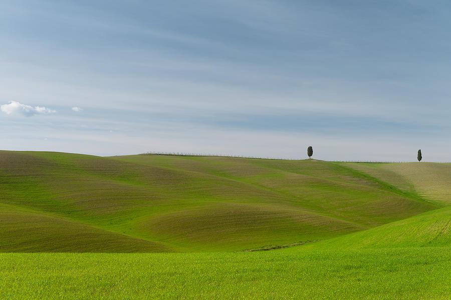 Val d'Orcia, Toscana by Mirko Chessari