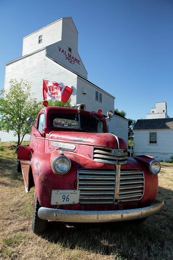 Val Marie, SK by David Buhler