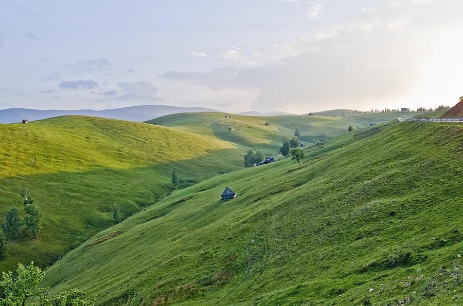 Landscape Photograph - Valari 2 by Adrian Bud