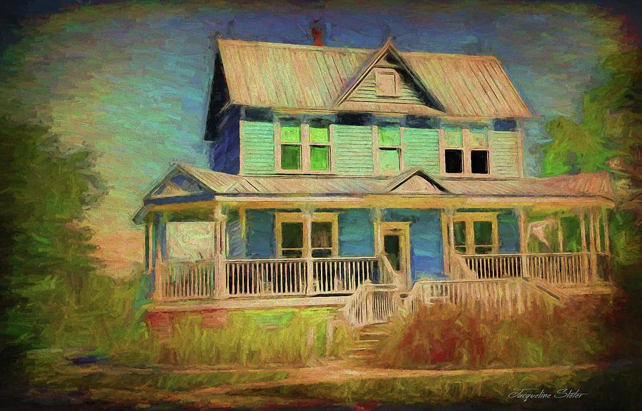 Valentine House by Jacqueline Sleter