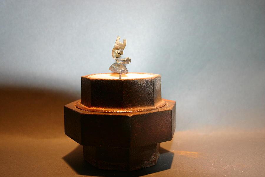 Sculptures Sculpture - Valerie by Richard Heffron