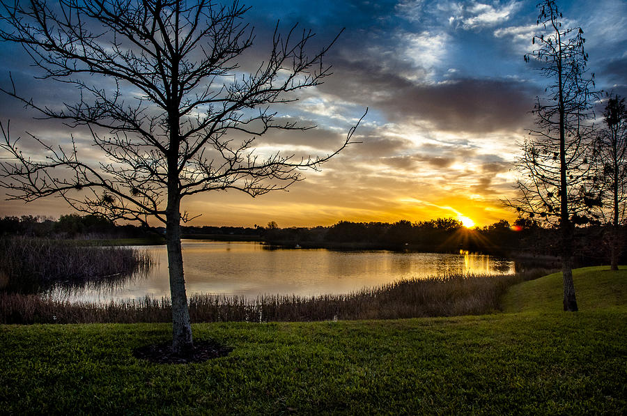 Sunrise Photograph - Valhalla Sunrise by Norman Johnson