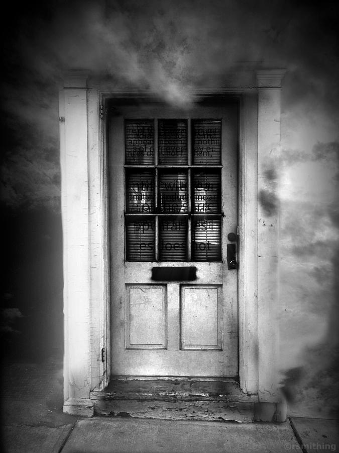 Surreal Photograph - Valid Threshold by Richard Smith