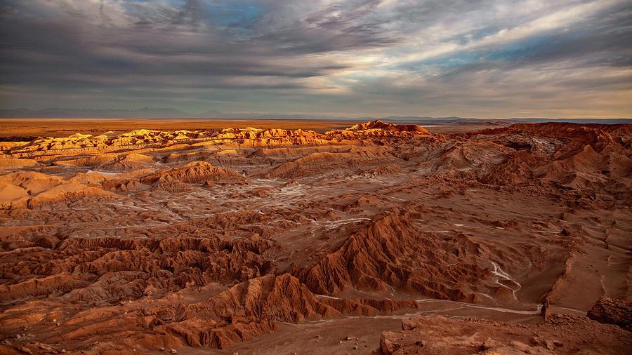 Valle de la Muerte by Stephen Dennstedt