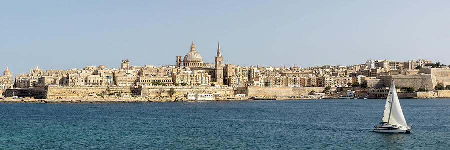 Valletta Photograph