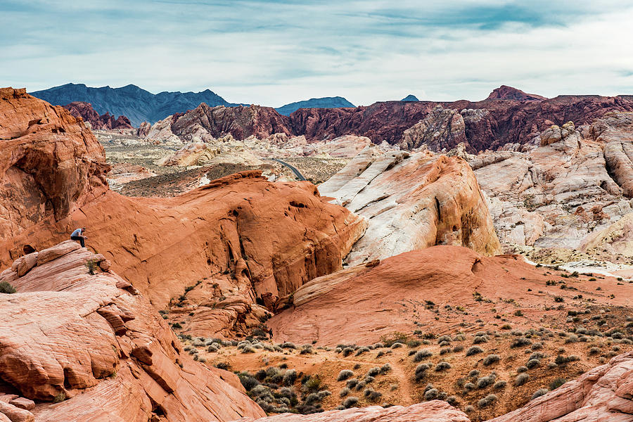 Valley of Fire  by Paul Johnson