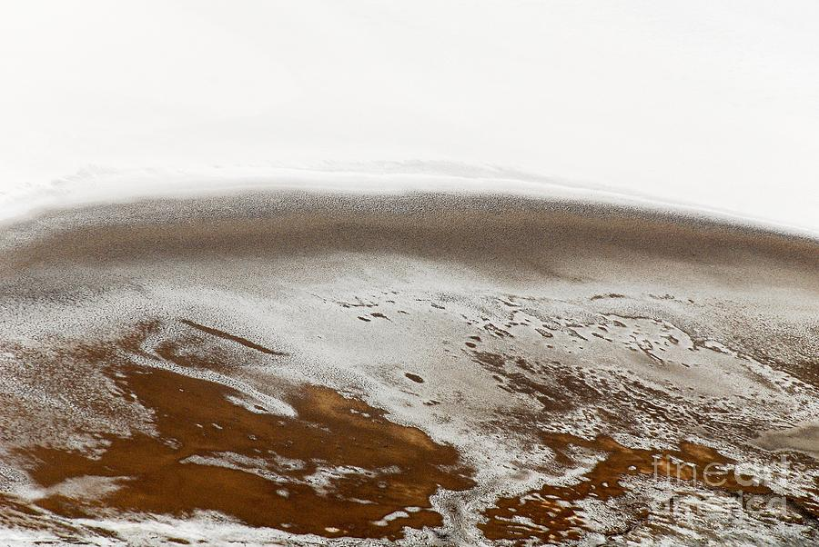 Death Valley Photograph - Valley Of Salt by Michael Spicer