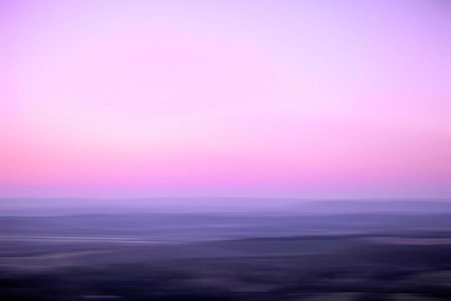 Sunrise Photograph - Valley Sunrise by Skip Nall