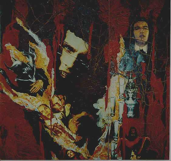 Vampyre Mixed Media by Rani Scott