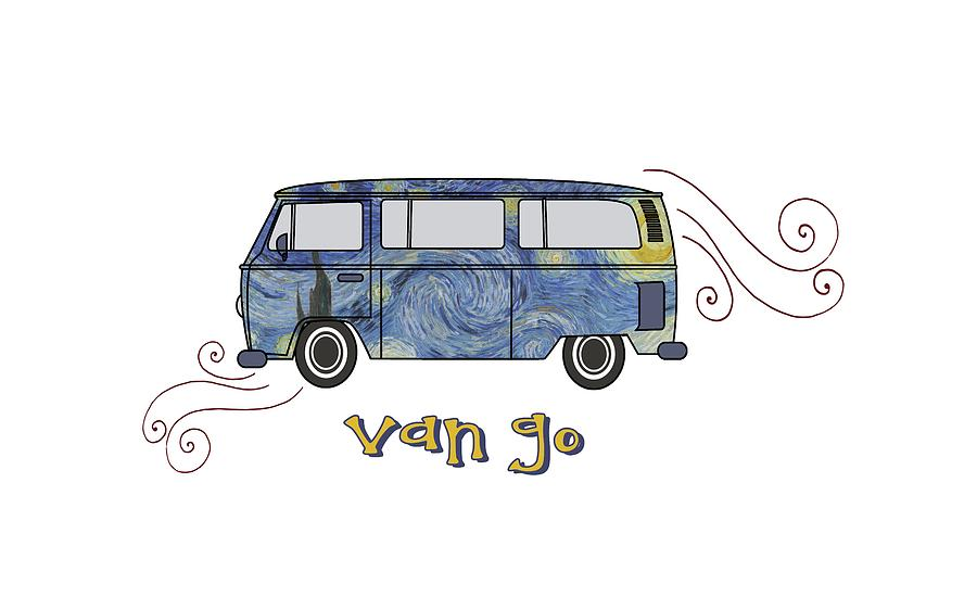 Van Go by Heather Applegate
