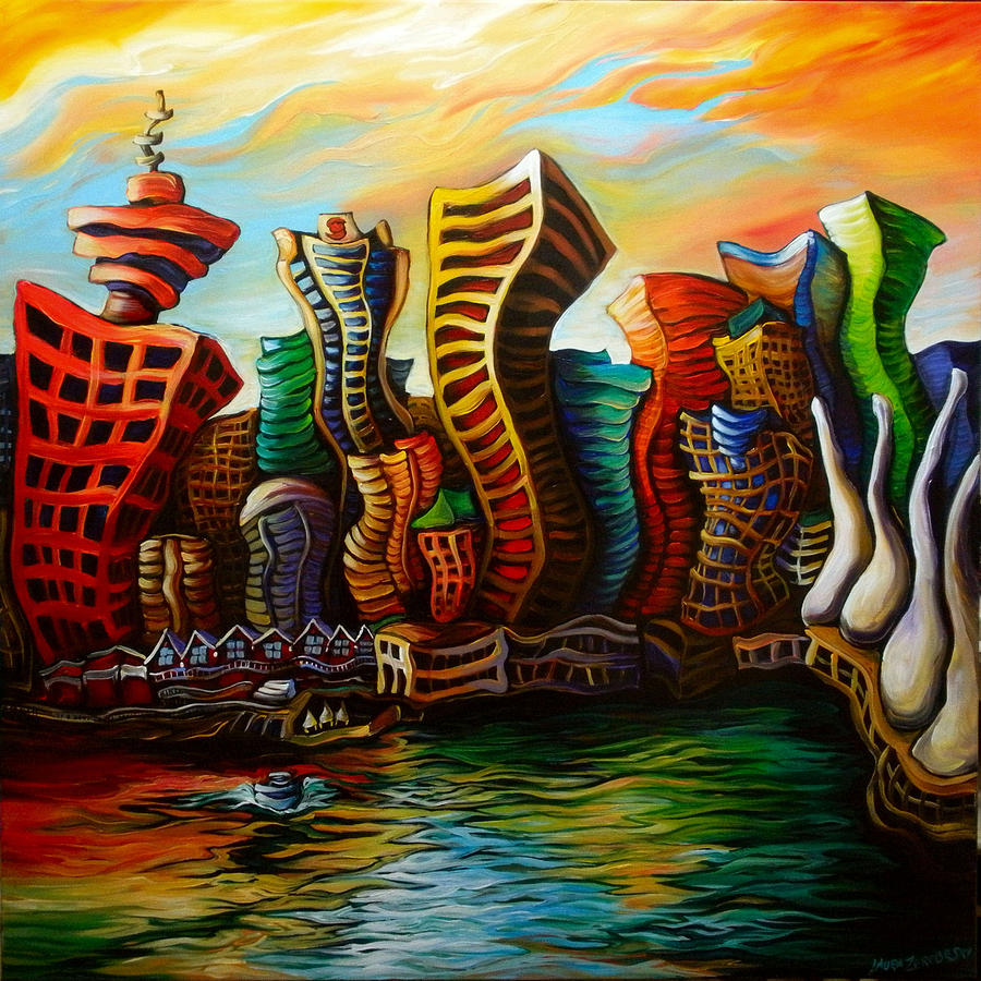 Where To Sell Paintings In Vancouver