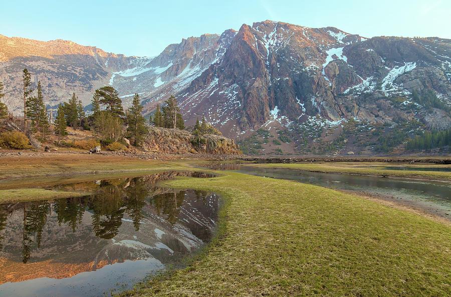 Vanishing Lake Ellery Photograph